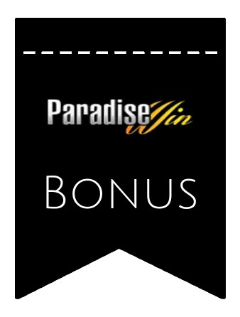 Latest bonus spins from Paradise Win Casino