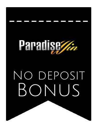 Paradise Win Casino - no deposit bonus CR