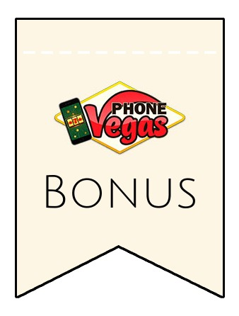 Latest bonus spins from Phone Vegas Casino