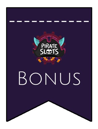 Latest bonus spins from Pirate Slots