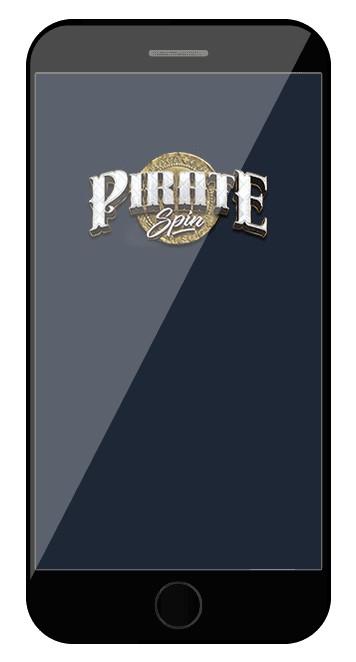 Pirate Spin Casino - Mobile friendly