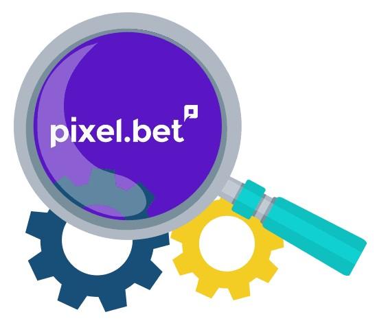 Pixelbet Casino - Software