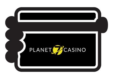 Planet 7 - Banking casino