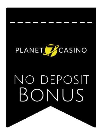 Planet 7 - no deposit bonus CR
