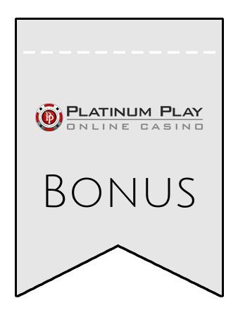 Latest bonus spins from Platinum Play Casino