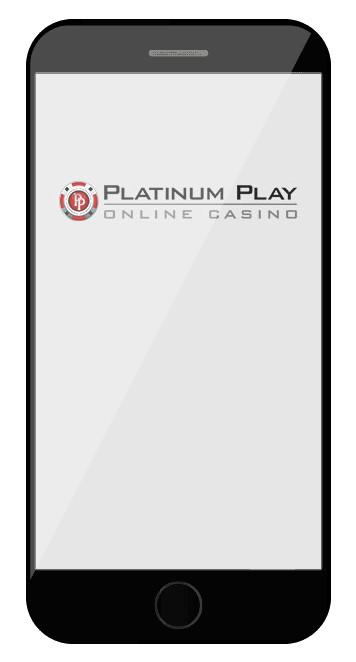 Platinum Play Casino - Mobile friendly