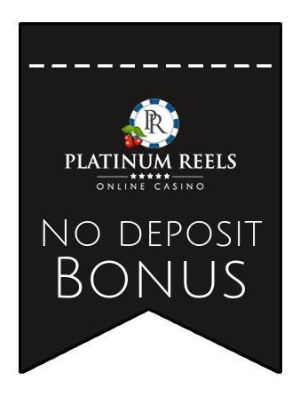 Platinum Reels - no deposit bonus CR