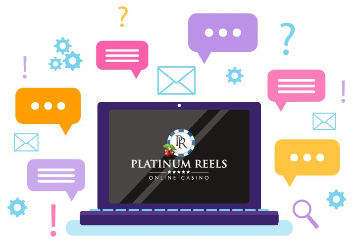 Platinum Reels - Support