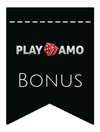 Latest bonus spins from Play Amo Casino