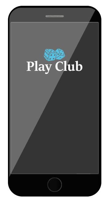 Play Club Casino - Mobile friendly