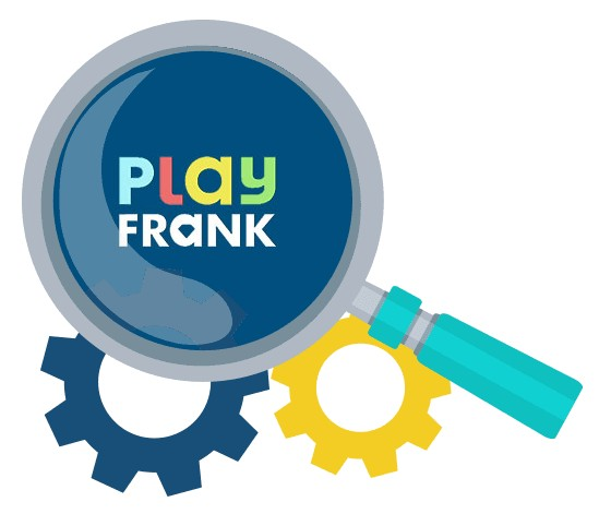 Play Frank Casino - Software