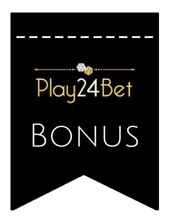 Latest bonus spins from Play24Bet