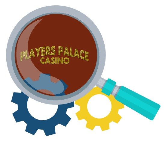 Players Palace Casino - Software