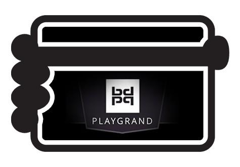 PlayGrand Casino - Banking casino