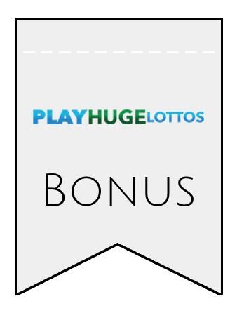 Latest bonus spins from PlayHugeLottos Casino