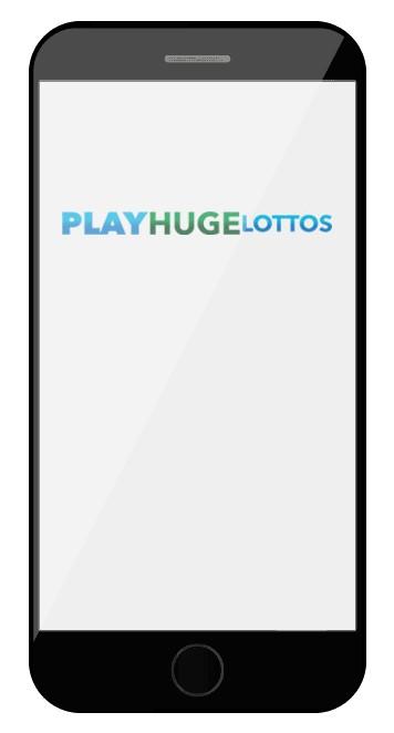 PlayHugeLottos Casino - Mobile friendly