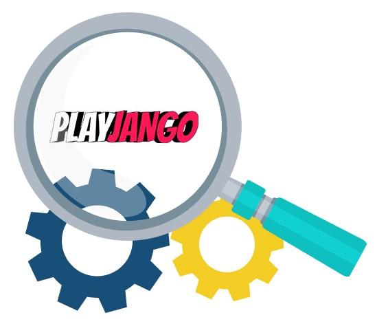 PlayJango - Software