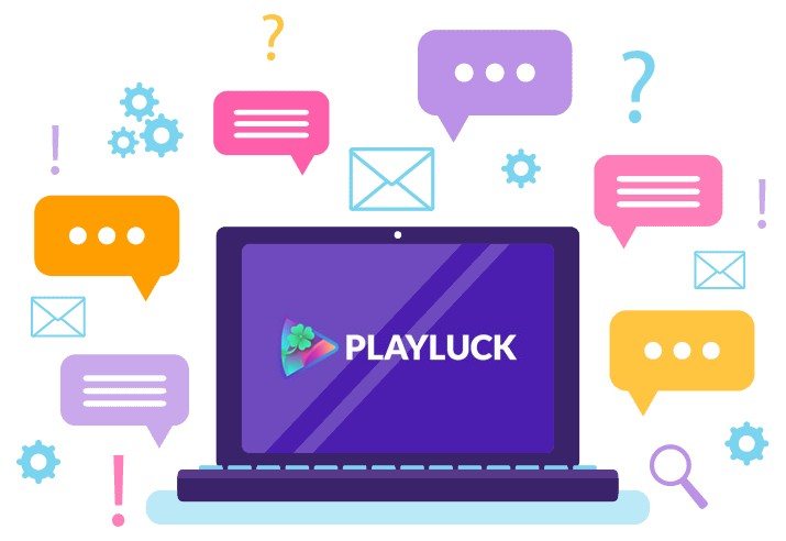 Playluck - Support