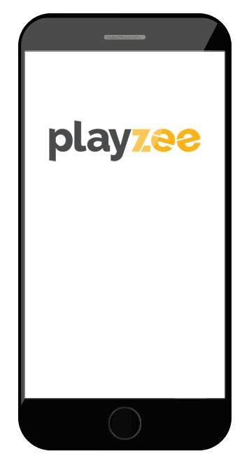 Playzee Casino - Mobile friendly