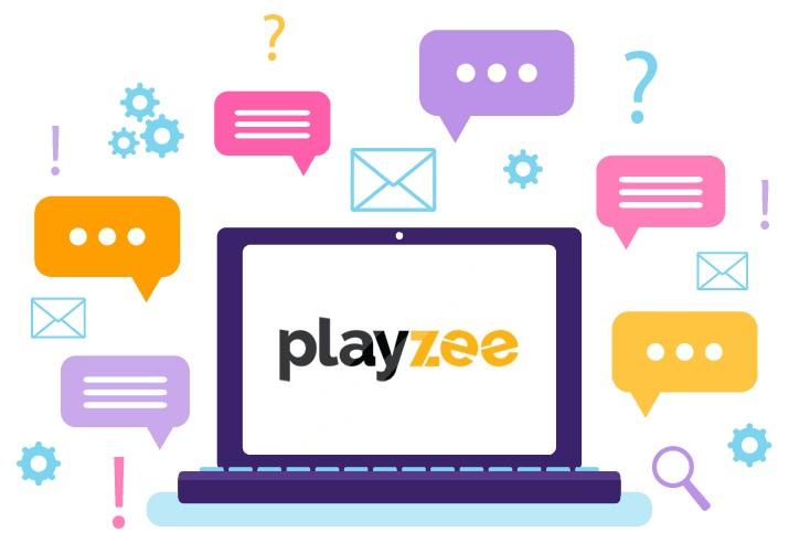 Playzee Casino - Support