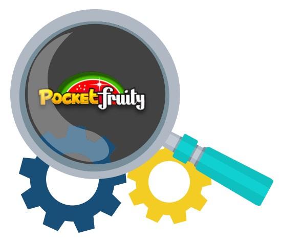 Pocket Fruity Casino - Software
