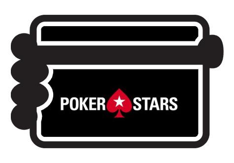 PokerStars - Banking casino