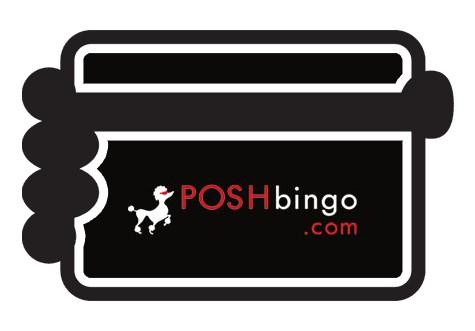 Posh Bingo Casino - Banking casino