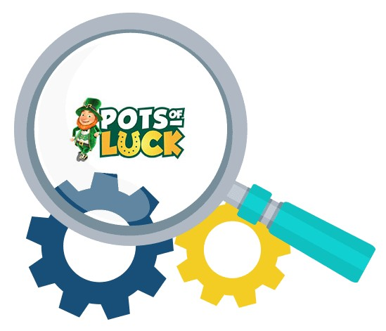 Pots of Luck Casino - Software