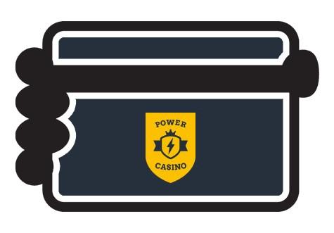 Power Casino - Banking casino