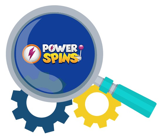 Powerspins Casino - Software
