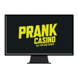 Prank Casino - casino review