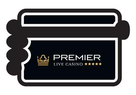 Premier Live Casino - Banking casino