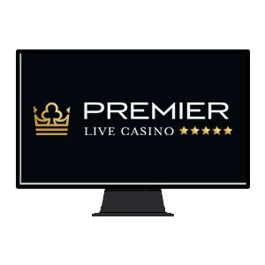 Premier Live Casino - casino review