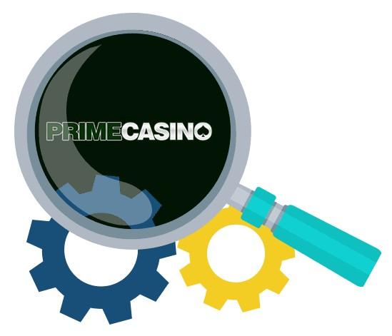Prime Casino - Software