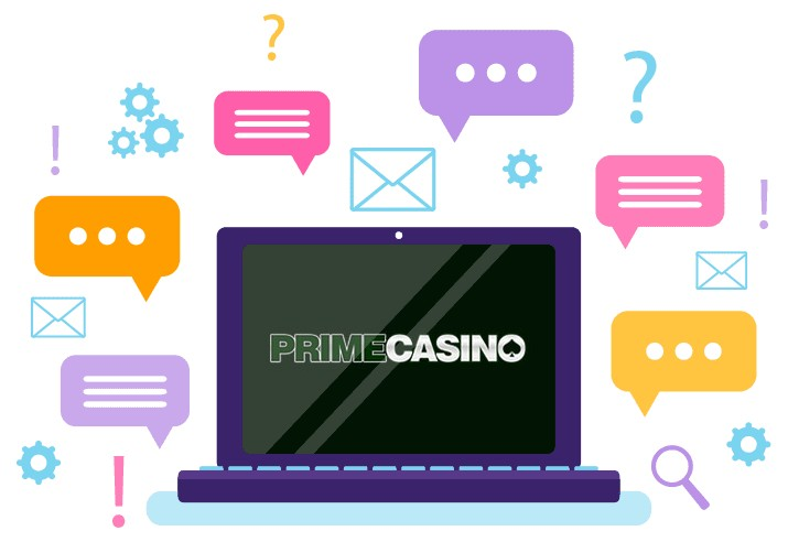 Prime Casino - Support