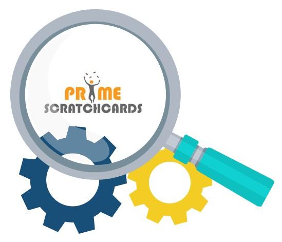 Prime Scratch Cards Casino - Software