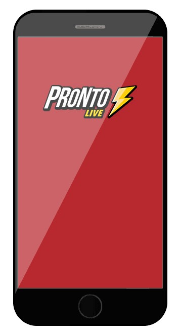 Pronto Live - Mobile friendly