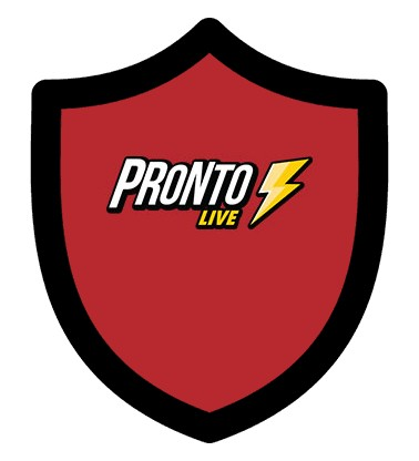 Pronto Live - Secure casino