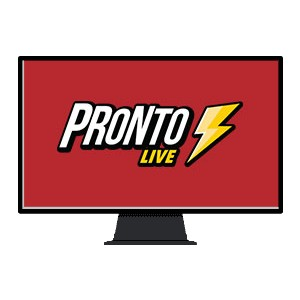 Pronto Live - casino review
