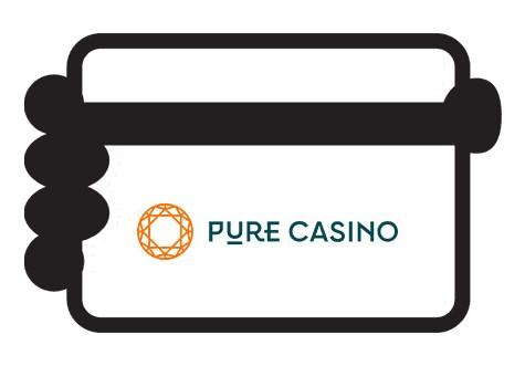 Pure Casino - Banking casino