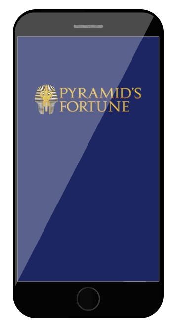 Pyramids Fortune Casino - Mobile friendly