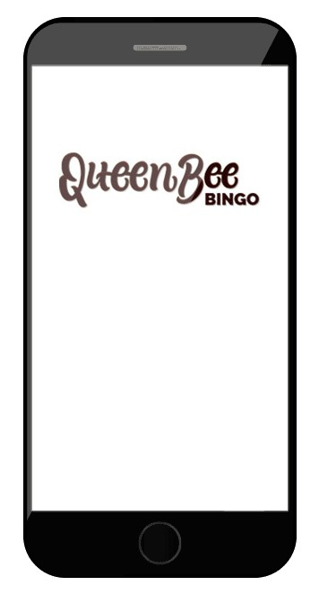 Queen Bee Bingo Casino - Mobile friendly