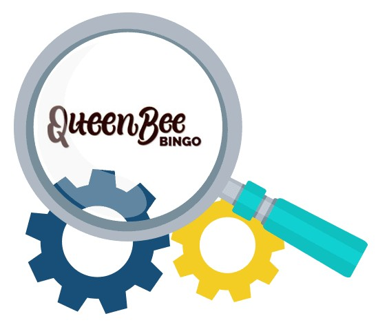 Queen Bee Bingo Casino - Software