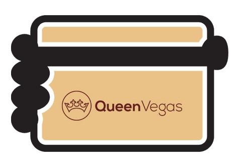Queen Vegas Casino - Banking casino