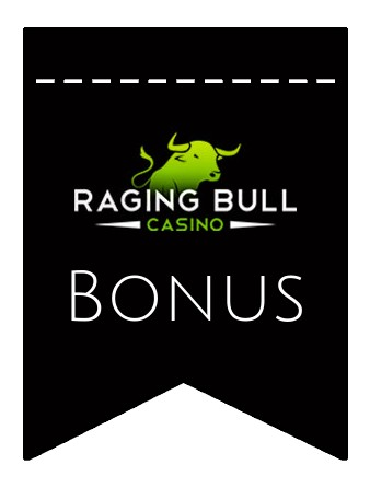 Latest bonus spins from Raging Bull