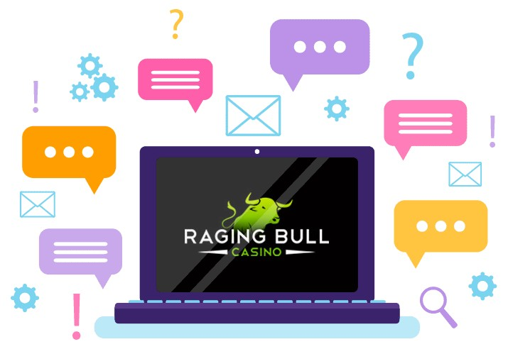 Raging Bull - Support