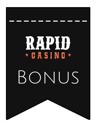 Latest bonus spins from Rapid Casino