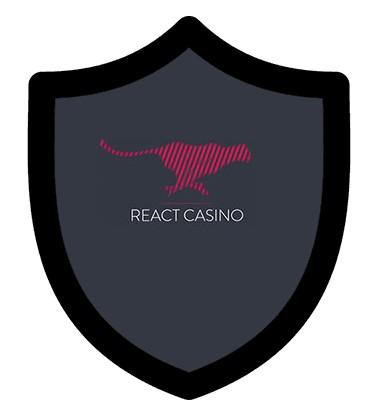 React Casino - Secure casino