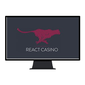 React Casino - casino review