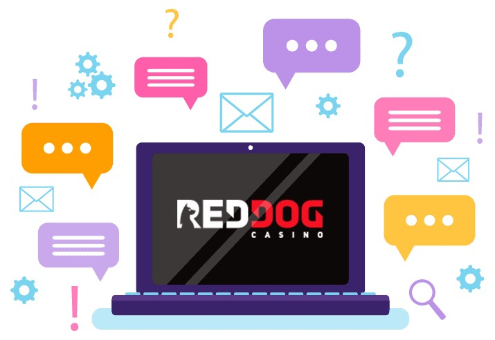 Red Dog Casino - Support